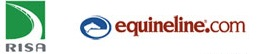 EquineLine and RISA Logo